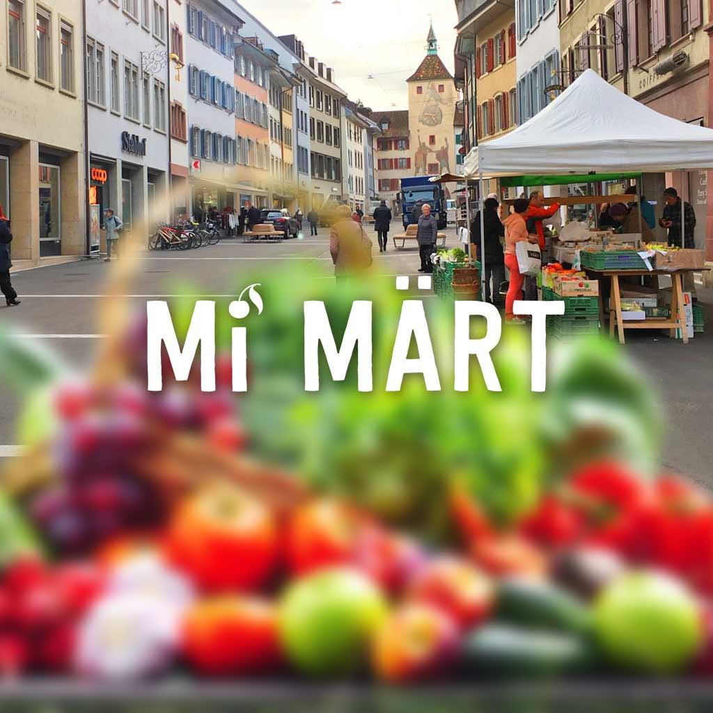 Wochenmarkt Liestal